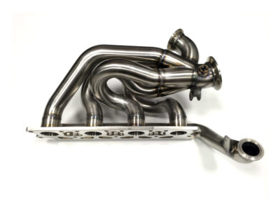 Collecteur Turbo en Inconel - Rally cross FIA