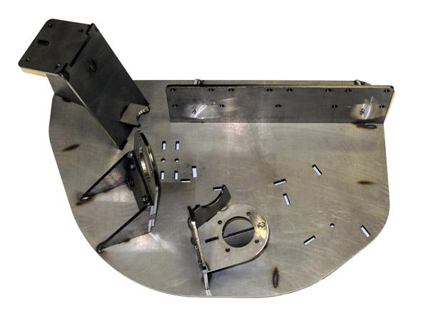 Montage échappement en Inconel - 1