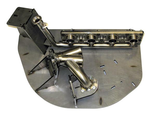 Montage échappement en Inconel - 3