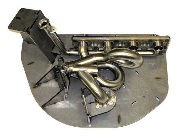 Montage échappement en Inconel - 5