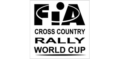 Logo FIA Cross Country Rally World Cup