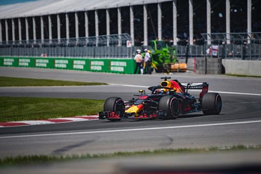 Échappement Formule 1
